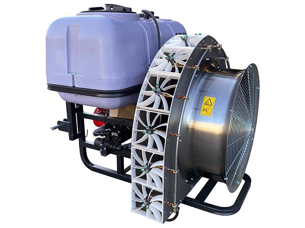 atomizador suspendido vortex arcum